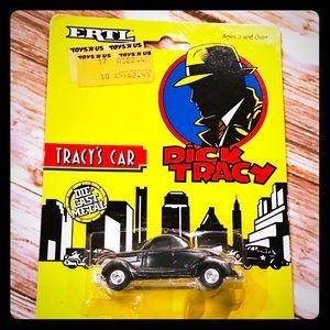 Dick Tracy Ertl Car ❤️